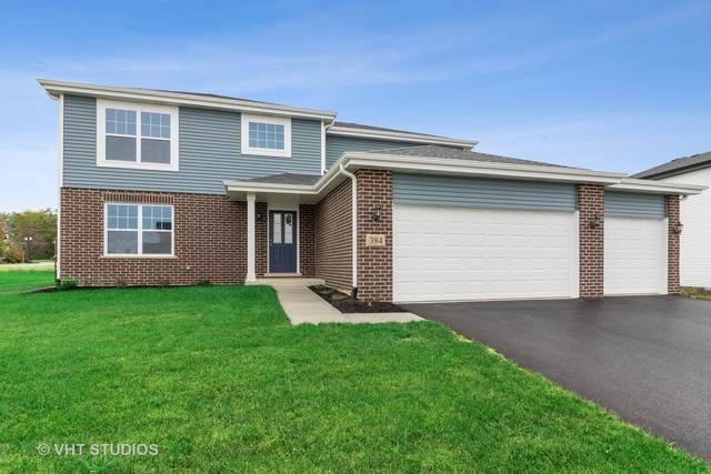384 Waterford Lane, Beecher, IL 60401 (MLS #11075854) :: The Wexler Group at Keller Williams Preferred Realty