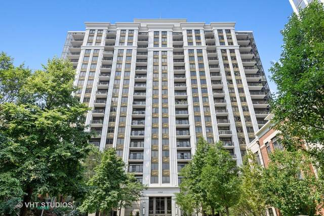 1322 S Prairie Avenue #1707, Chicago, IL 60605 (MLS #11076123) :: Helen Oliveri Real Estate