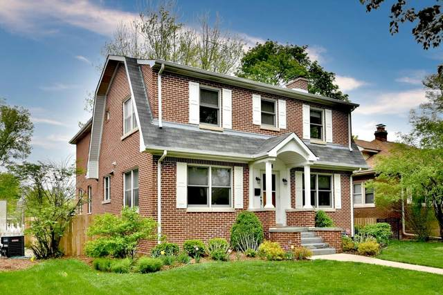 614 S Chester Avenue, Park Ridge, IL 60068 (MLS #11076136) :: Littlefield Group