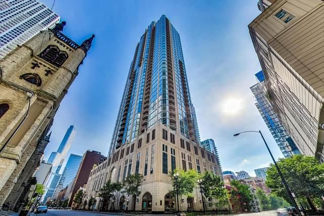 21 E Huron Street #1605, Chicago, IL 60611 (MLS #11077058) :: Helen Oliveri Real Estate