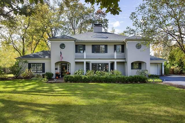 140 Westview Road, Winnetka, IL 60093 (MLS #11077303) :: Helen Oliveri Real Estate