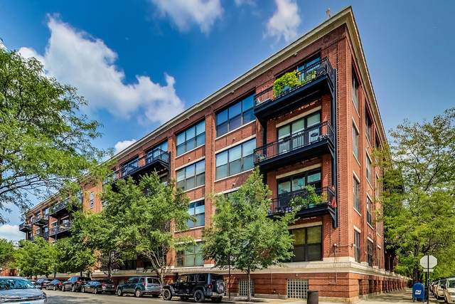 1040 W Adams Street #211, Chicago, IL 60607 (MLS #11077333) :: Littlefield Group