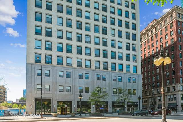 910 S Michigan Avenue #406, Chicago, IL 60605 (MLS #11078272) :: Littlefield Group