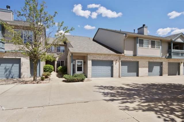 2401 Windward Boulevard #105, Champaign, IL 61821 (MLS #11078369) :: Ryan Dallas Real Estate