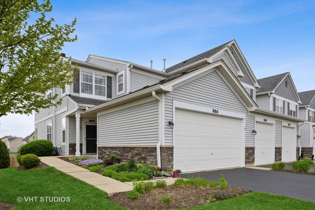 884 Genesee Drive, Naperville, IL 60563 (MLS #11078454) :: Littlefield Group