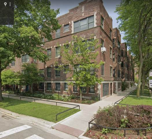5555 S Kimbark Avenue #3, Chicago, IL 60637 (MLS #11078500) :: The Spaniak Team