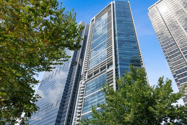 340 E Randolph Street #1203, Chicago, IL 60601 (MLS #11078736) :: Rossi and Taylor Realty Group