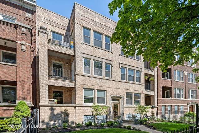 4509 N Dover Street 3N, Chicago, IL 60640 (MLS #11078818) :: Suburban Life Realty