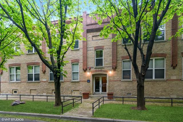 2021 W Willow Street #101, Chicago, IL 60647 (MLS #11078958) :: O'Neil Property Group