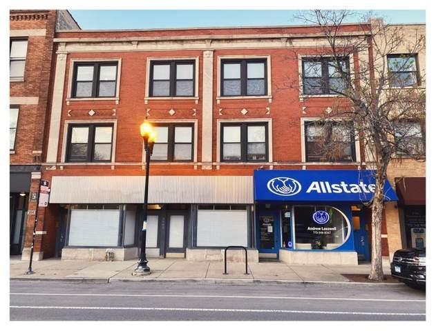3843 N Lincoln Avenue, Chicago, IL 60613 (MLS #11079134) :: The Spaniak Team