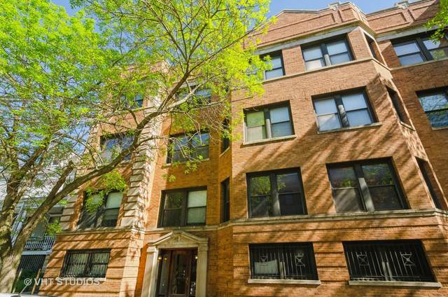 1426 W Leland Avenue #2, Chicago, IL 60640 (MLS #11079404) :: Suburban Life Realty