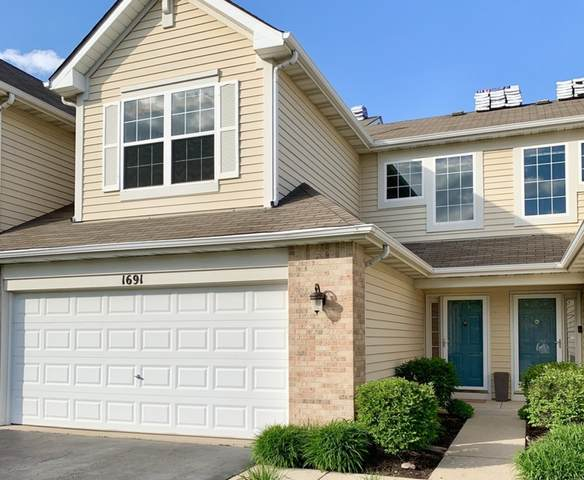 1691 S Candlestick Way 332-, Waukegan, IL 60085 (MLS #11079532) :: Rossi and Taylor Realty Group