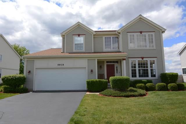 5935 Lucerne Lane, Lake In The Hills, IL 60156 (MLS #11079679) :: Helen Oliveri Real Estate