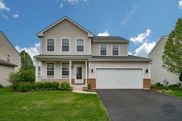 2890 Troon Drive, Montgomery, IL 60538 (MLS #11079847) :: Carolyn and Hillary Homes