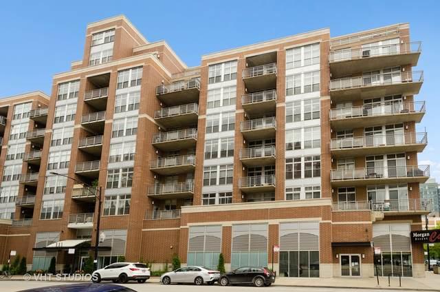 111 S Morgan Street #914, Chicago, IL 60607 (MLS #11080135) :: Suburban Life Realty