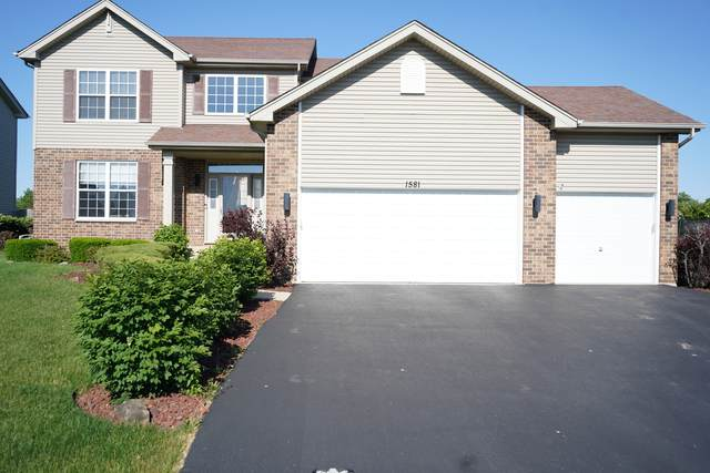 1581 Kenmore Avenue, Aurora, IL 60505 (MLS #11080150) :: BN Homes Group