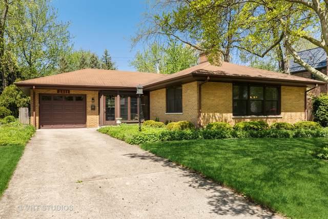 2111 Collett Lane, Flossmoor, IL 60422 (MLS #11080172) :: Helen Oliveri Real Estate