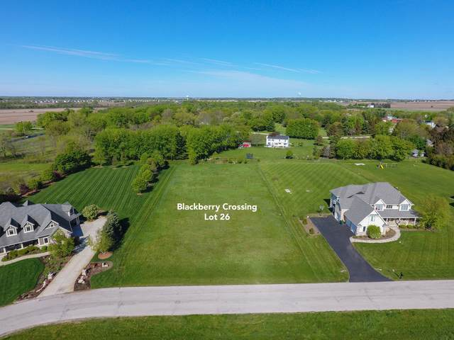 Lot 26 Blackberry Crossing Circle, Elburn, IL 60119 (MLS #11080455) :: O'Neil Property Group