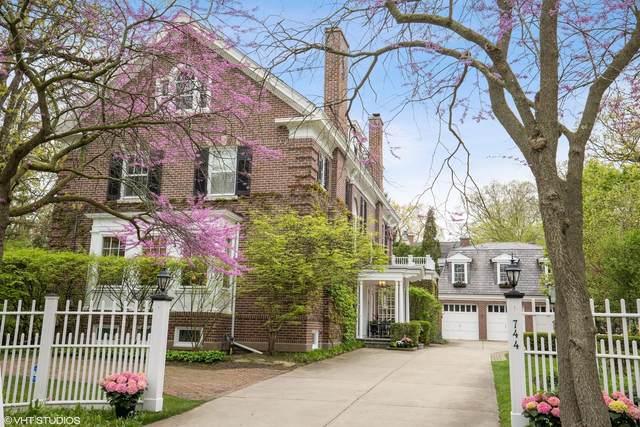 744 Prospect Avenue, Winnetka, IL 60093 (MLS #11080484) :: Helen Oliveri Real Estate