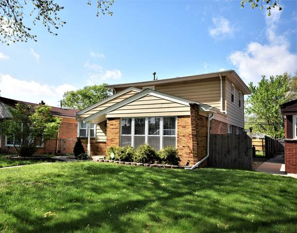 3038 W 83rd Place, Chicago, IL 60652 (MLS #11080575) :: Helen Oliveri Real Estate
