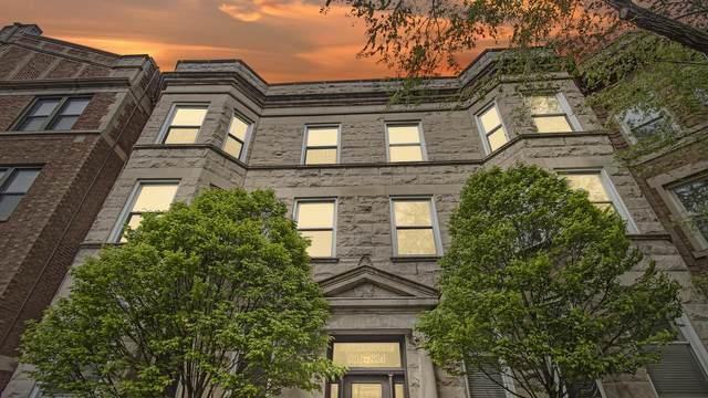 816 W Cuyler Avenue 1W, Chicago, IL 60613 (MLS #11080969) :: Helen Oliveri Real Estate