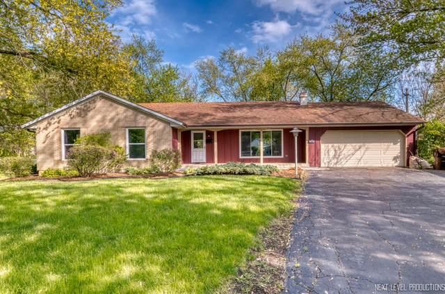 444 E Clark Street, Glenwood, IL 60425 (MLS #11081058) :: Helen Oliveri Real Estate