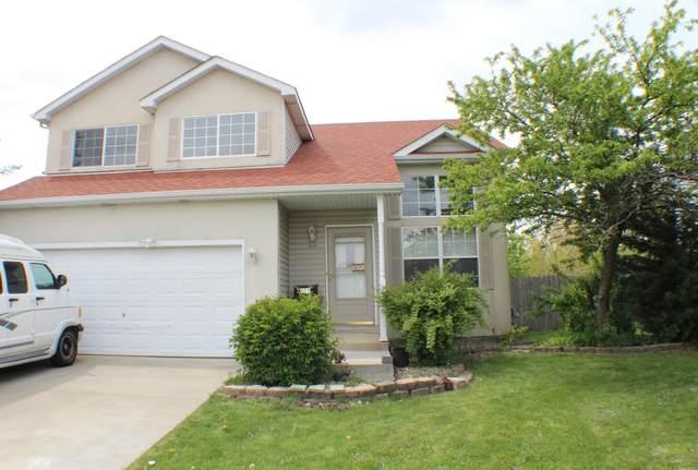 809 Edgerton Drive, Joliet, IL 60435 (MLS #11081064) :: Carolyn and Hillary Homes