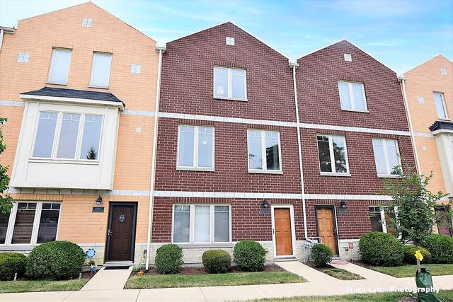 8900 W 31st Street #14, Brookfield, IL 60513 (MLS #11081765) :: Angela Walker Homes Real Estate Group