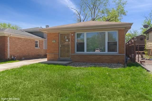 210 W 156th Street, Harvey, IL 60426 (MLS #11082029) :: Helen Oliveri Real Estate