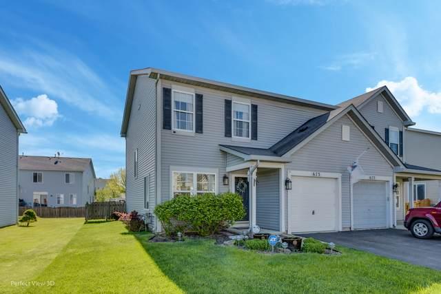 673 S Shannon Drive, Romeoville, IL 60446 (MLS #11082432) :: Helen Oliveri Real Estate