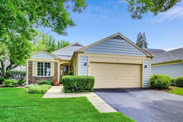 8 Court Of Harbinger Falls, Northbrook, IL 60062 (MLS #11082466) :: Suburban Life Realty