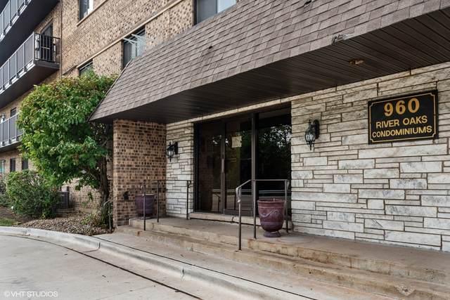 960 S Des Plaines River Road #501, Des Plaines, IL 60016 (MLS #11082701) :: Helen Oliveri Real Estate