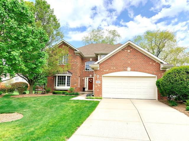 13447 Cove Court, Palos Heights, IL 60463 (MLS #11082746) :: Helen Oliveri Real Estate