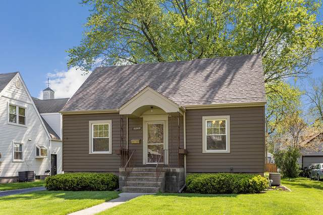 16009 Wausau Avenue, South Holland, IL 60473 (MLS #11083105) :: Helen Oliveri Real Estate