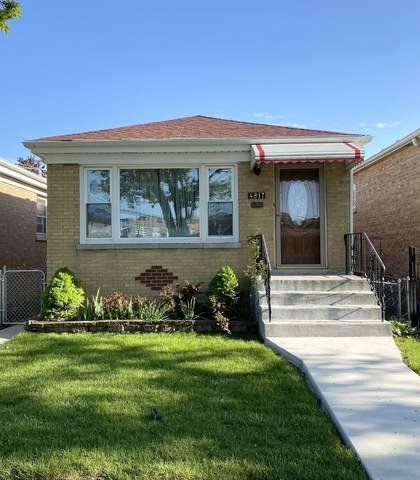 4817 W Winnemac Avenue, Chicago, IL 60630 (MLS #11083276) :: Littlefield Group