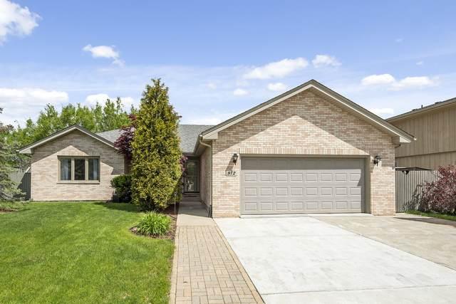 972 Princeton Avenue, Romeoville, IL 60446 (MLS #11084191) :: Angela Walker Homes Real Estate Group