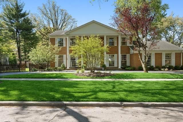 1030 Timber Lane, Wilmette, IL 60091 (MLS #11084289) :: Helen Oliveri Real Estate