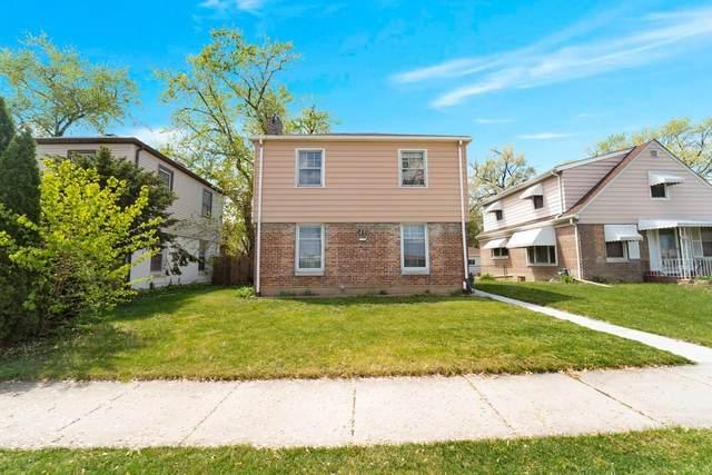 750 Gardner Road, Westchester, IL 60154 (MLS #11084352) :: Helen Oliveri Real Estate