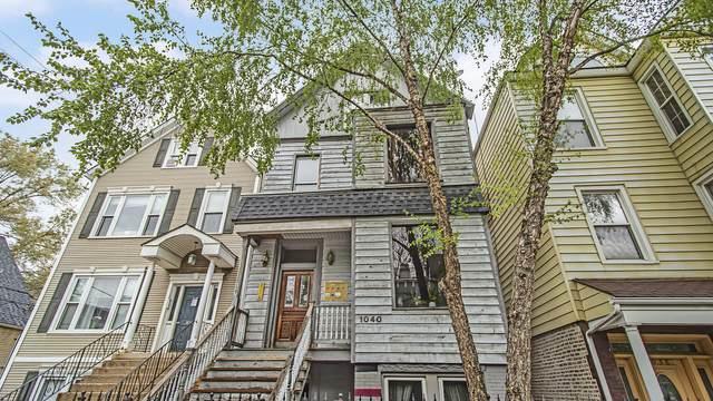 1040 W Roscoe Street, Chicago, IL 60657 (MLS #11085279) :: Lewke Partners