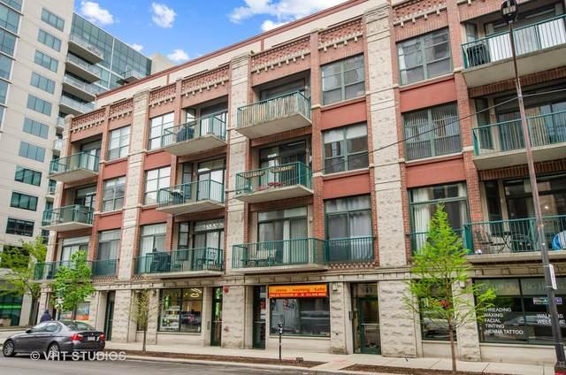 843 W Monroe Street 2B, Chicago, IL 60607 (MLS #11085572) :: Lewke Partners