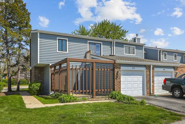 479 Rustic Drive, Wheeling, IL 60090 (MLS #11085855) :: Touchstone Group