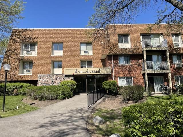 1 Villa Verde Drive #206, Buffalo Grove, IL 60089 (MLS #11085925) :: Helen Oliveri Real Estate