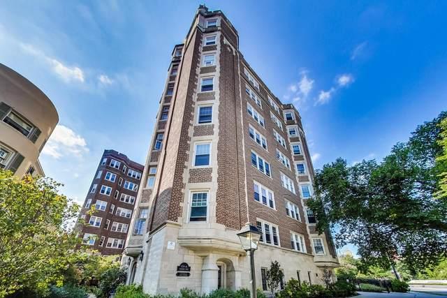 6334 N Sheridan Road 2E, Chicago, IL 60660 (MLS #11086383) :: Ryan Dallas Real Estate
