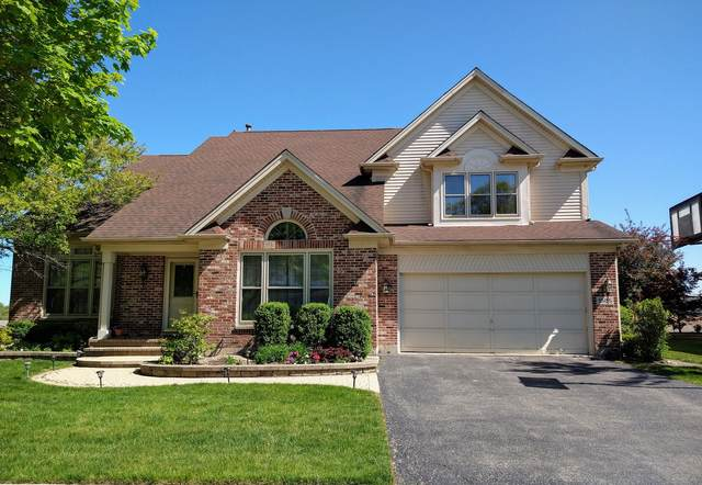 1585 Crowfoot Circle S, Hoffman Estates, IL 60169 (MLS #11086754) :: Suburban Life Realty
