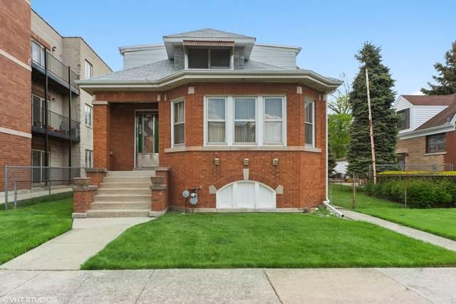2421 N 76th Court, Elmwood Park, IL 60707 (MLS #11086867) :: Helen Oliveri Real Estate