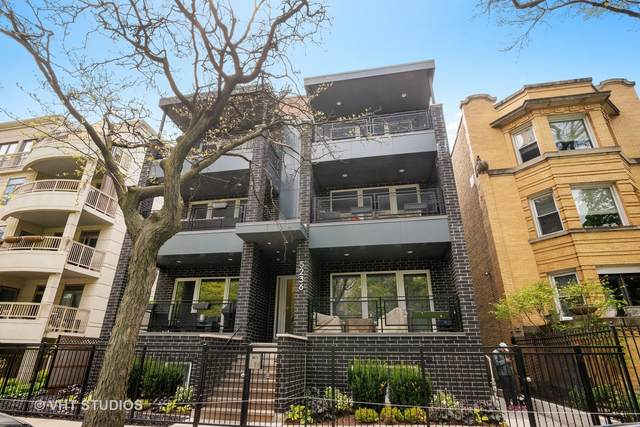 5236 N Kenmore Avenue 3S, Chicago, IL 60640 (MLS #11087171) :: Helen Oliveri Real Estate