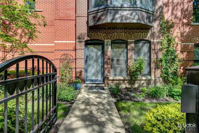 1451 S Sangamon Street, Chicago, IL 60608 (MLS #11087447) :: Helen Oliveri Real Estate