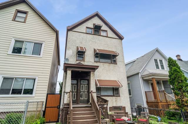 2336 W Barry Avenue, Chicago, IL 60618 (MLS #11087795) :: Touchstone Group