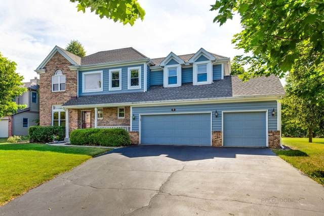 5 Point O Woods Court, Lake In The Hills, IL 60156 (MLS #11088103) :: Littlefield Group