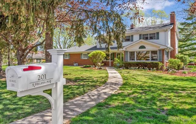 201 S Helena Avenue, Arlington Heights, IL 60005 (MLS #11088326) :: Helen Oliveri Real Estate